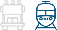 Bahn, Icon