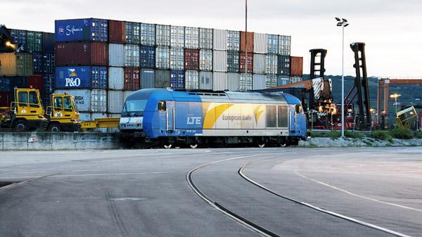 Bahn, Transport, Nun Overland
