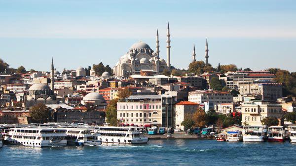 Stadt Istanbul, Türkei, Türkei-Spezialist